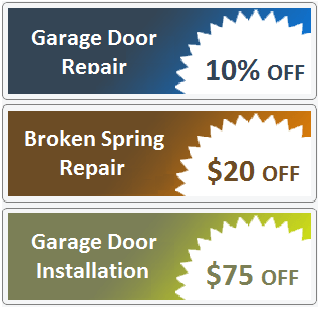 Garage Door Repair Specials Fort Collins CO